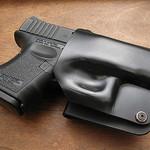 glock in holster