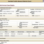Norfolk: DUI Avoided, Hit and Run Dismissed, Virginia Beach: Reckless Driving and No Insurance Dismissed